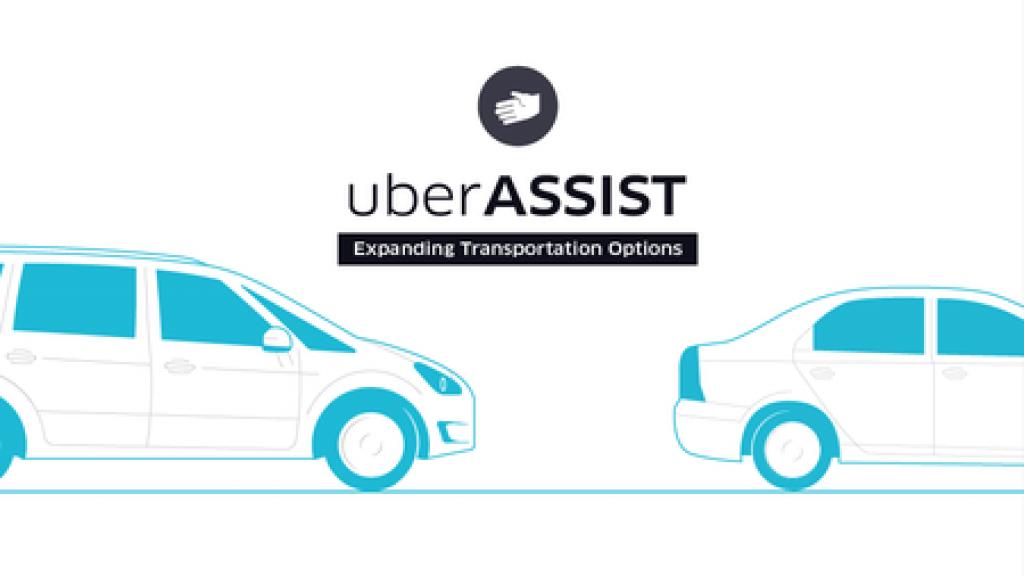 Uber Assist