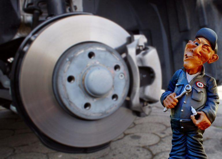 brake maintenance