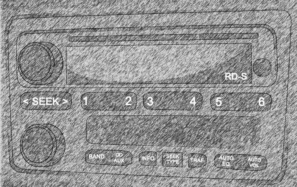 how to unlock gm radio