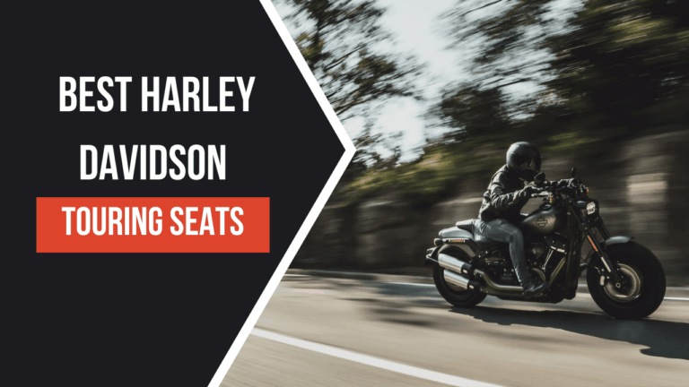 Best Harley Touring Seat