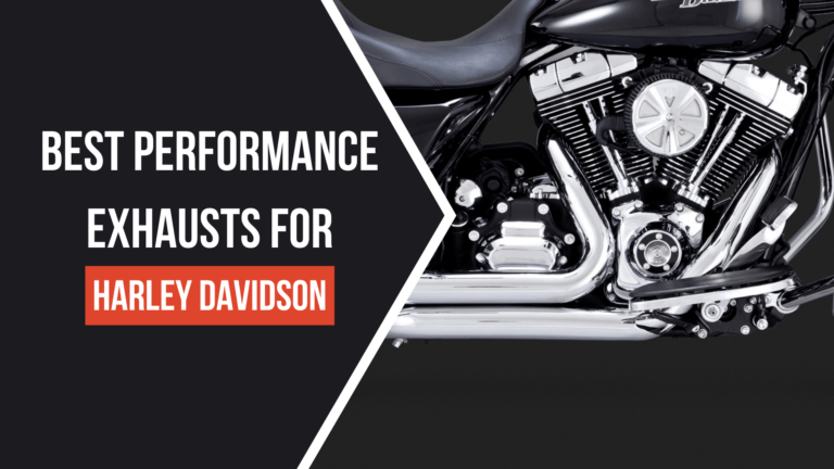 Best Performance Exhausts for Harley Davidson