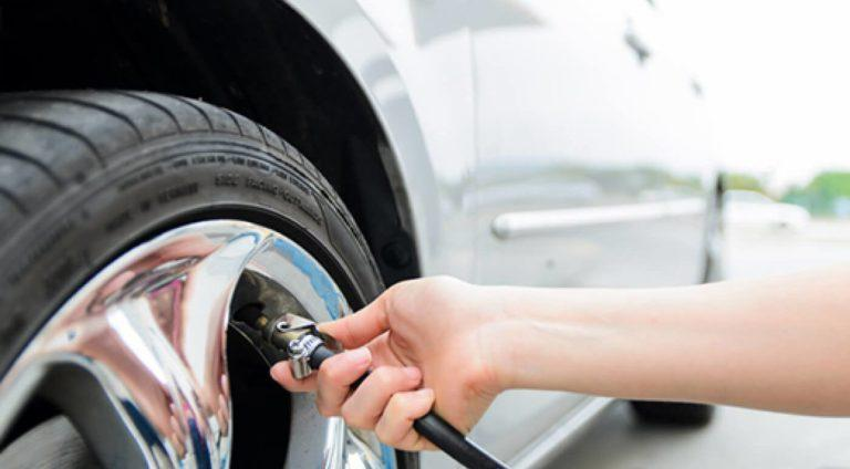 How to Check Tire Pressure without Gauge