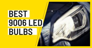 Best 9006 LED Bulbs