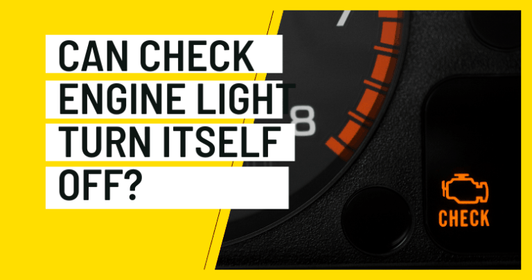 Can Check Engine Light Turn Itself Off?