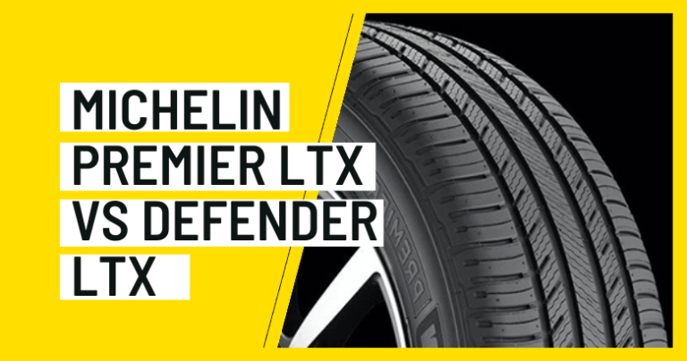 Michelin Premier LTX vs Defender LTX