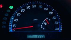 Fuel Gauge Not Working